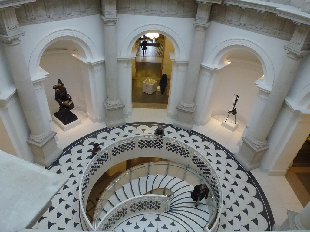 Tate Britain Foyer