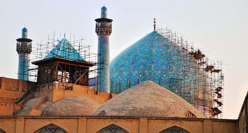 86 Mezquita del Iman en la Plaza del Iman Khomeini en Isfahan (198)