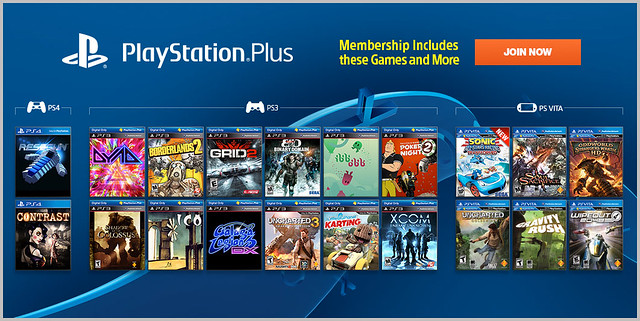 PlayStation Plus Update 12-23-2013