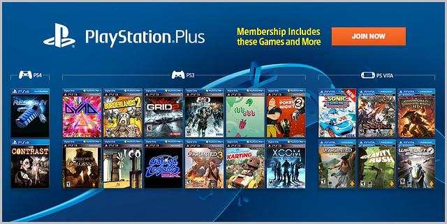 PlayStation Plus Update 12-23-2013
