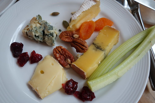 SFF's Cheese Platter at The Art of Sundays Champagne Brunch. InterContinental Singapore
