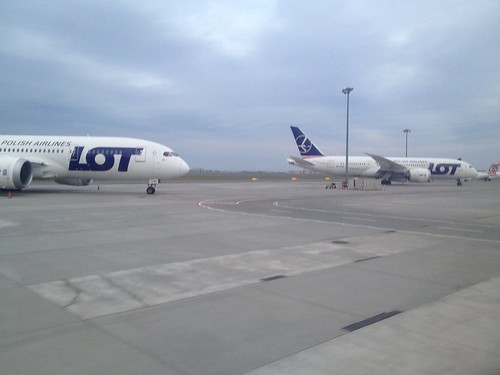 SP-LRE & SP-LRC at Warsaw
