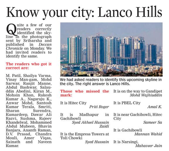 Deccan Chronicle( 08-01-2014)