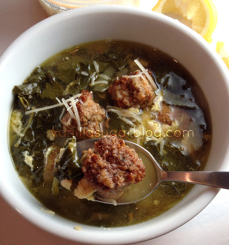 Vanilla Sugar Blog Italian Wedding Soup Crockpot Version