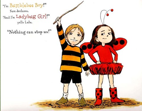 Ladybug Girl Book, by David Soman