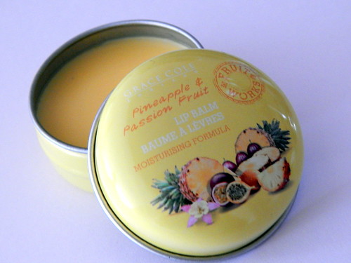 Grace Cole Pineapple & Passion Fruit Lipbalm