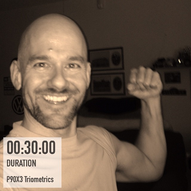 strengthtraining #fitsnap #p90x3 #triometrics | 11 Likes on… | Flickr