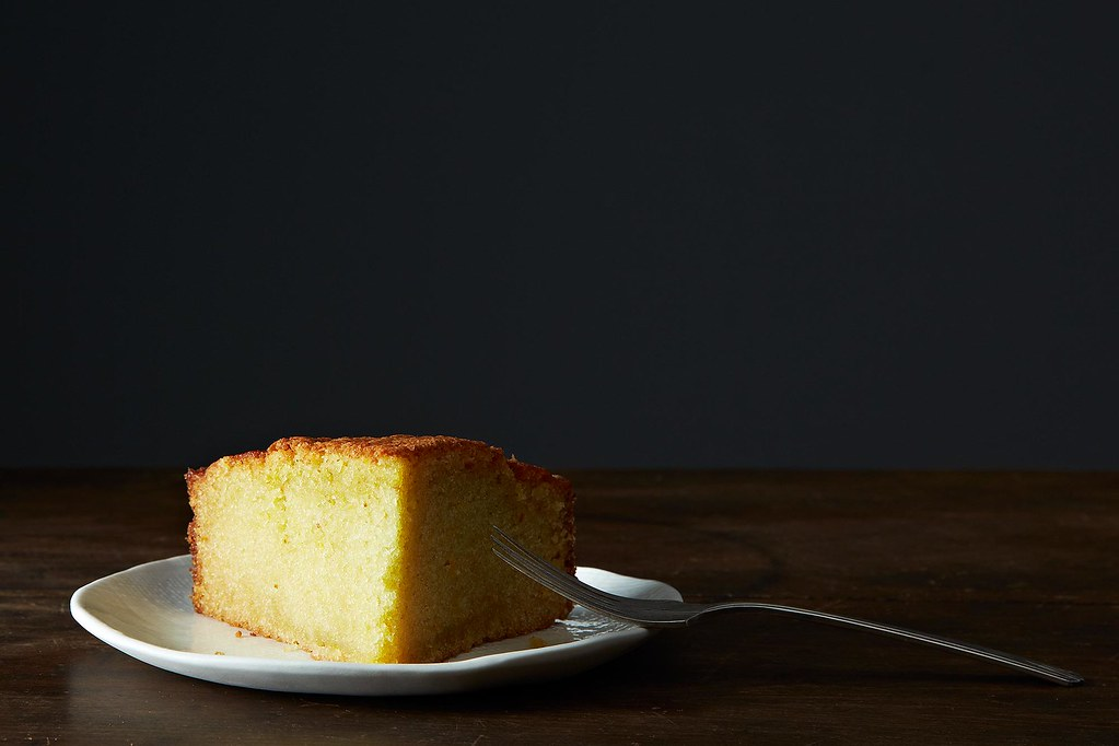 Olive oil cake from Food52