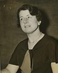 Dorothy Maud Wrinch (1894-1976)