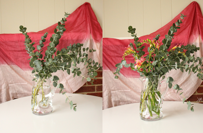 Julip Made Valentines Day easy floral arrangement4