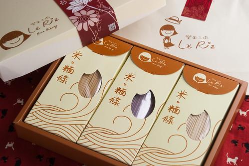 樂米工坊米麵條禮盒0330