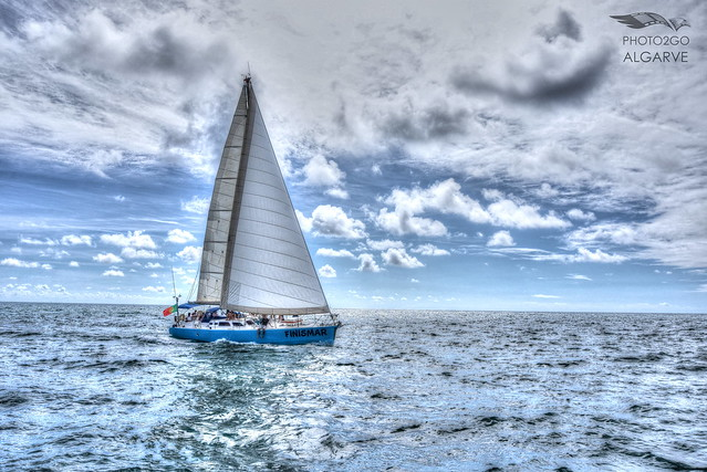 Sailing with Finismar