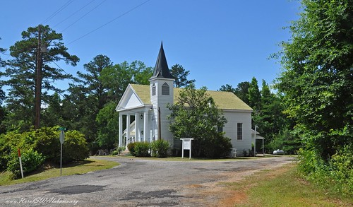 Arlington, AL - Arlington United Methodist Church (built ca. 1887)