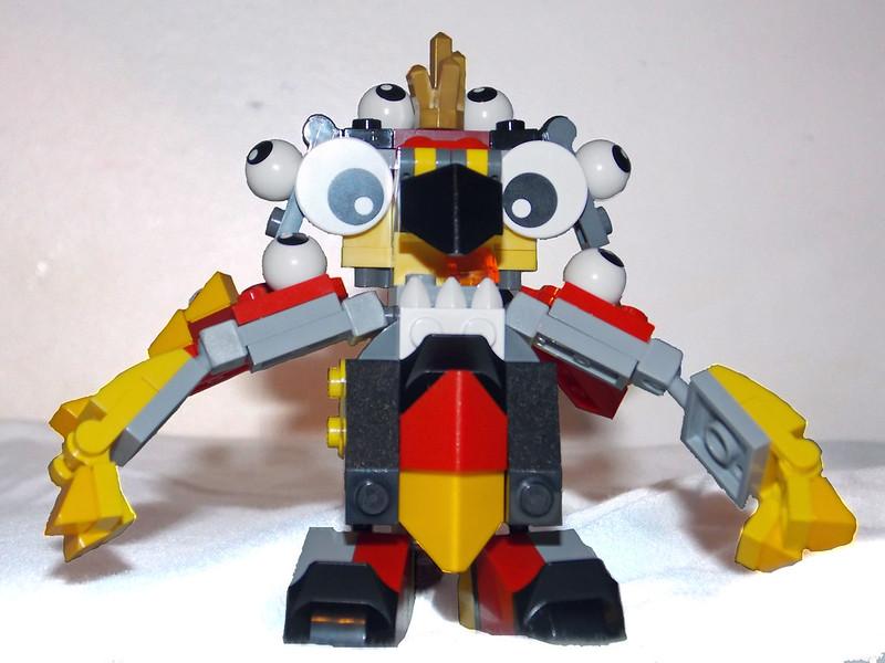 """LEGO Mixels MOC - """"Mad Maxel"""""""