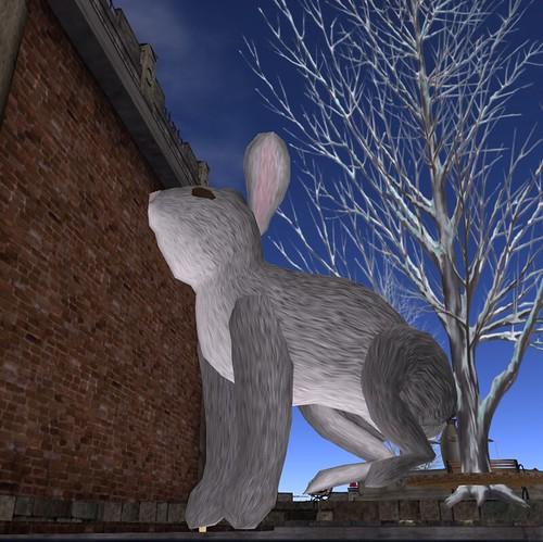 RMK Hunt Bunny