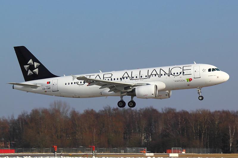 TAP Portugal - A320 - CS-TNP(2)