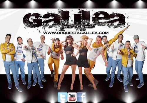 Orquesta Galilea 2014 - cartel