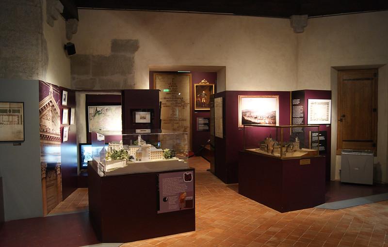 Exposition permanente au château des Ducs de Savoie