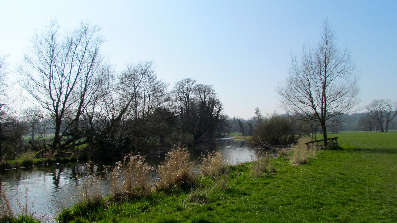 photo from walk River Stour
