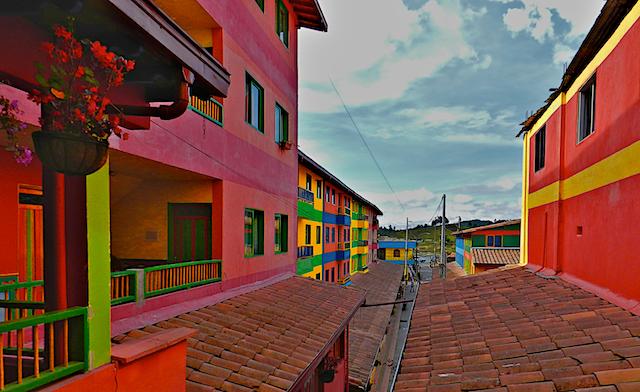 Guatape, Antioquia, Colombia.