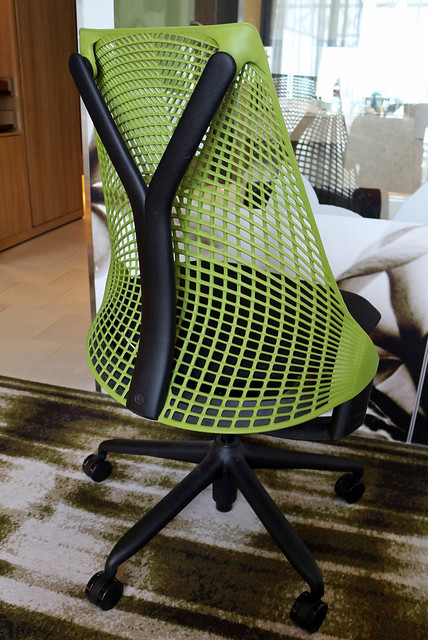 Herman Miller chair!