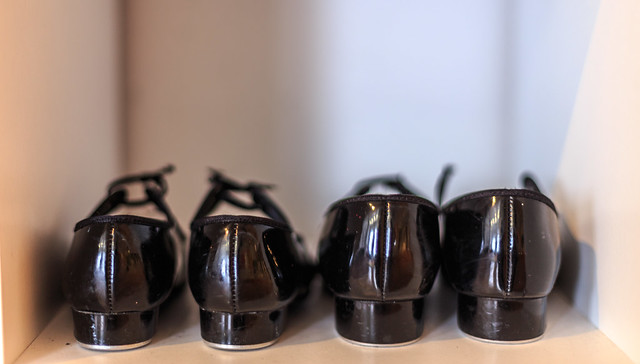 Teeny Tiny Tap Shoes