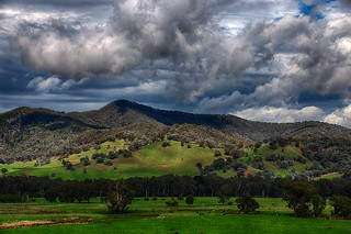 Cloudy Myrtleford