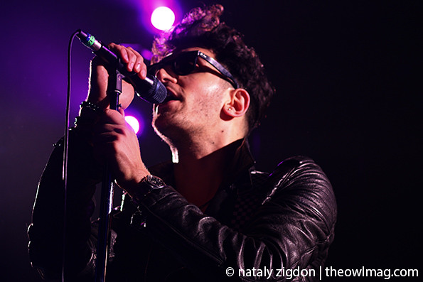 Chromeo @ The Independent, SF 4/12/14