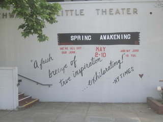 Spring Awakening at BHS
