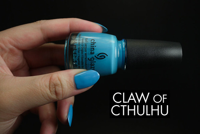 China Glaze Sunday Funday Swatch