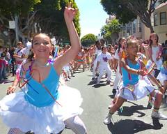 San Francisco Carnaval 2014 Parade Loco Bloco 20th Anniversary199