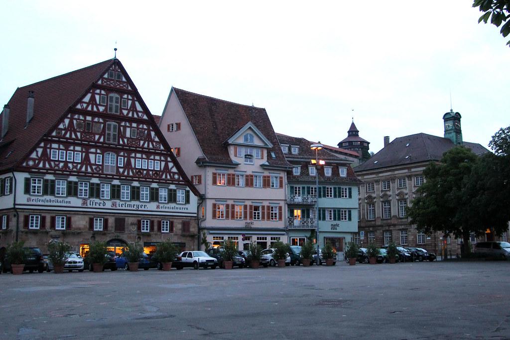 Esslingen/Marktplatz