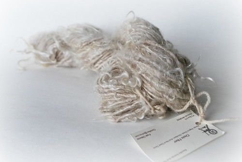 Handspun goat