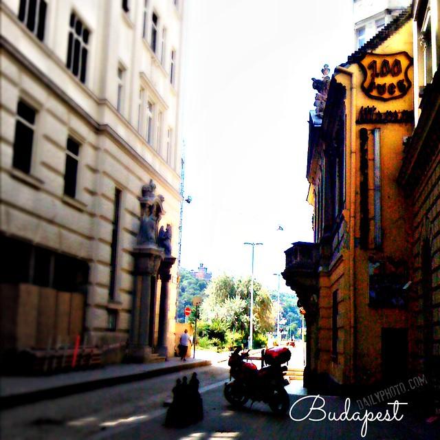 Budapest photos 100eves