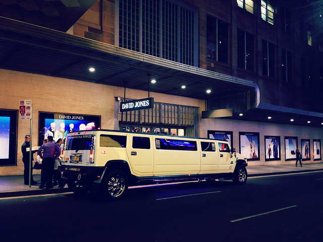 Sydney City Centre: Hummer