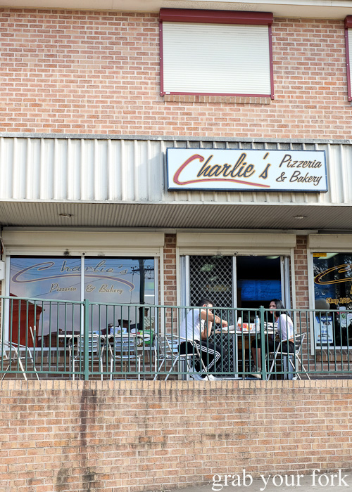 Charlie's Pizzeria and Bakery, Canterbury
