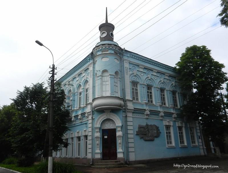 Дома Новгород-Северский