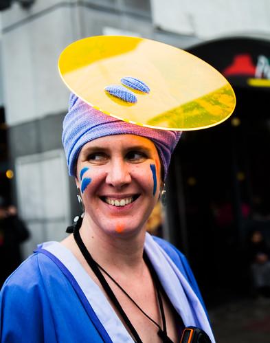 "Zinneke Parade 2014 - ""Samouraïs"" & volontaires - (Vol 3)"