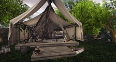 Gone Camping Tent