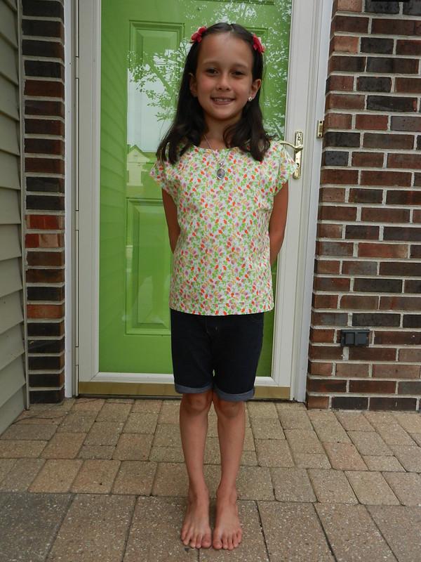 Mini Sutton blouse 1