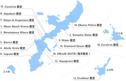OkinawaChurchMap