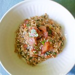 Roasted Tomato Risotto