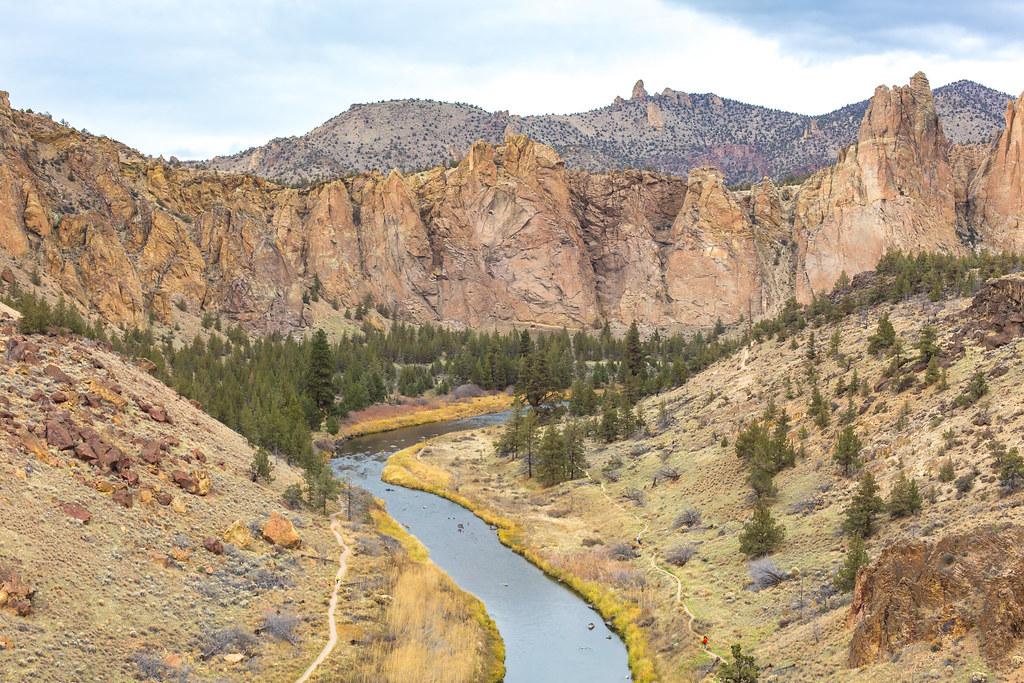 Oregon. Smith Rock