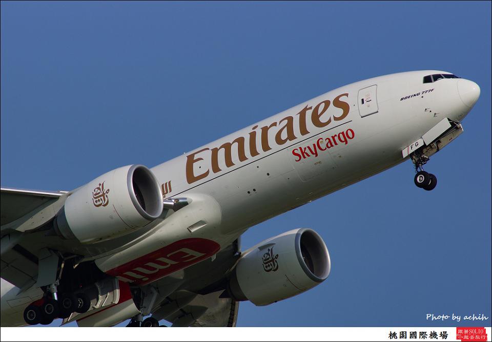 Emirates A6-EFG-006