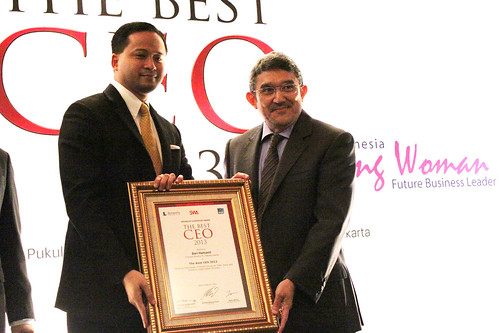 The Best CEO 2013: Bari Hamami.