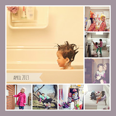 Phebe : April in pictures