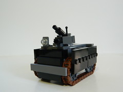 Ravage Drone(mini tank)
