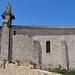 Eglise romane St Jean, Roquebrune, Entre-Deux-Mers, Gironde, Aquitaine, France. ©byb64