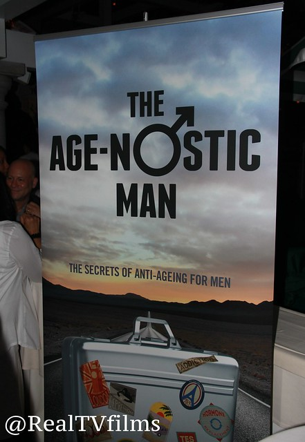 The Age-nostic Man,White Party Beverly Hills Hotel, The Fountain of Youth Party, Agenostic Man