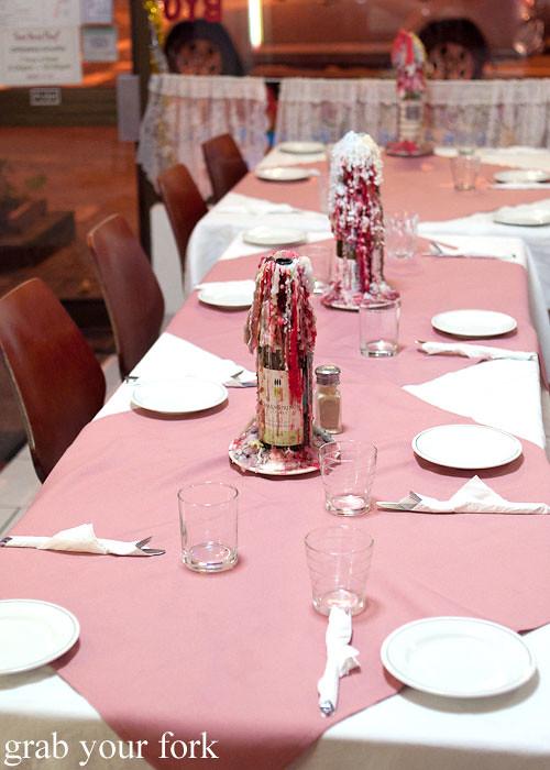 nonna maria's place italian restaurant parramatta sydney